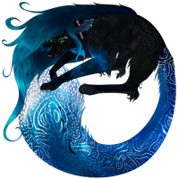 Spiral of Blue by Nari16
