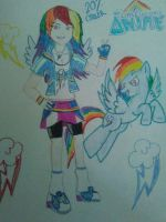 MLA: Rainbow Dash by DMCjb3