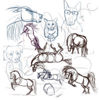 Join.Me Sketch Dump by beaublanc