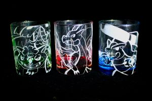 Kanto Mega Evolutions (For Sale!) by PokeEtch