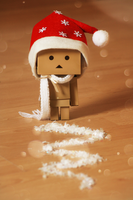 Christmas Danbo by LittleSweet