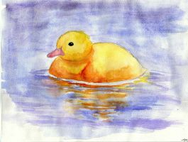 The Duckling by mayastoso