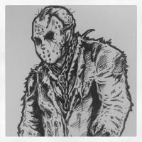 Jason sketch by ZZoMBiEXIII