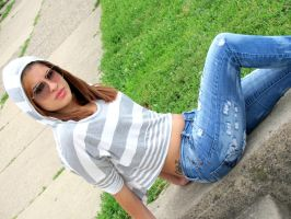 Caroline Marie Velez by Coral-Aphotography