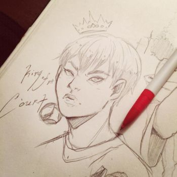 150810 Tobio by Chees3ZIT
