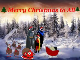 Early Christmas Message by batty9999
