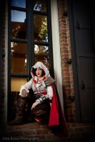 Assassin's Creed 2 Ezio Cosplay 2 by Luxxurious