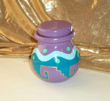 Custom Item Pot Wind Waker Legend of Zelda OOAK by TorresDesigns