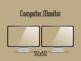 Computer Monitor by mommaTee