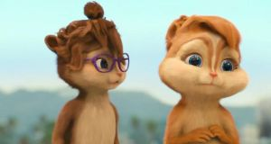 The Chipettes 5 Full HD by Schnuffelienchen
