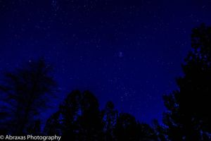 Stars Of The Night Sky II by Crescentdays
