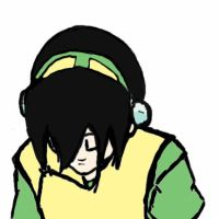 Toph Animation by eurogabby