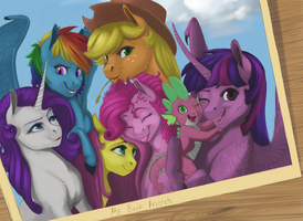The Best of Friends by boomythemc