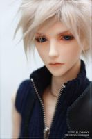 Cloud Strife - 01 by scargeear
