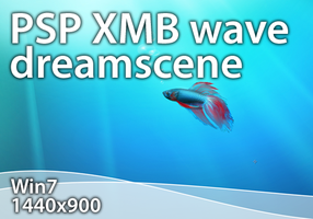 psp dreamscene win71440x900 by will-yen