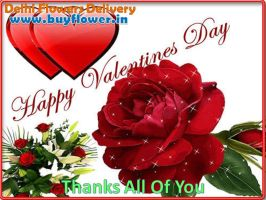 Send Gifts And Flowers In Valentine Day by soniasingh47