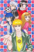 BLEACH - Welcome To Our World by melita-setiawan