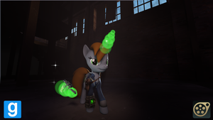 Littlepip - Fallout Equestria [DL] (Outdated) by WhiteSkyPony