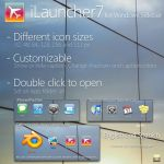 iLauncher7 1.0 - gadget by Franchu