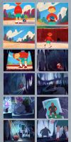 the boy and the monster explication 1 by eleth89