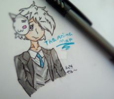 Joey The Anime Man~ fanart by fatmasparkle