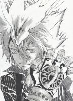 Vongola Primo by MTEvans