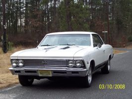 68 Chevy Chevelle SS stock1 by Stock-Tenchigirl15