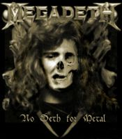 No Deth for Metal by day-seriani