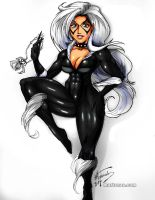 Black Cat by martenas