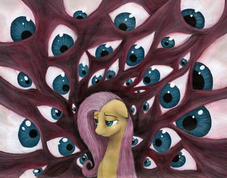 I Know They're Watching Me by EnigmaticElocution