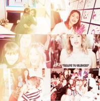 Martina Stoessel by Lichu-editions