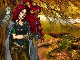 Ranger of Amberglenn by Syreene