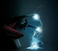 Sorceress of Water by st3to