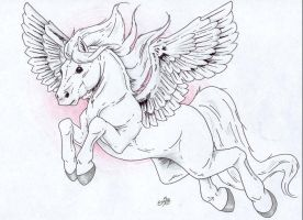 the bootiful Pegasus by cowgirlem