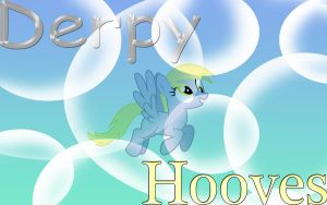 Derpy Hooves Wallpaper by Macgrubor