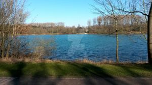 Padersee in the Sun by Alyaline