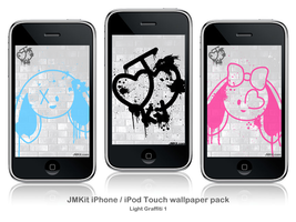 iPhone - Touch: Graffiti 2 by JinxBunny
