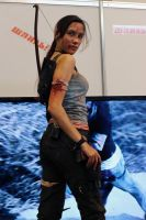 Lara Croft REBORN11 - IGAMES'13 by TanyaCroft