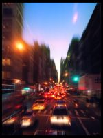 Rush Hour by Sacrificor