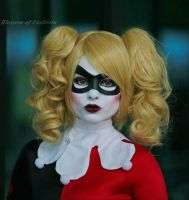 Harley Quinn by Blossom-of-Faelivrin