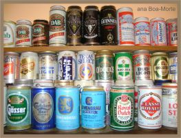 beer collection 1 by Boa-Morte