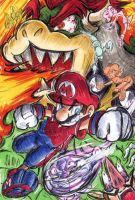 Super Mario Strikers! by Arashi-H