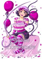 Camille 9 ans by Hito76