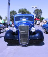 37 Chevy Truck by StallionDesigns