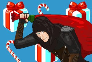 How the thief stole Chiristmas by pixichi