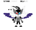 Starlight Blaze 2016 version (Character Only) by StaryBlaze