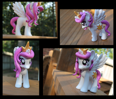 Custom Filly Celestia by Crazypurplebat