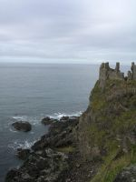 Dunluce Castle-5 by ttwm-stock