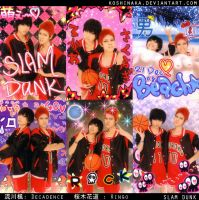 Slam Dunk - Purikura by niladnama
