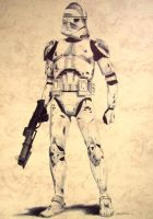 Clonetrooper by ripley23